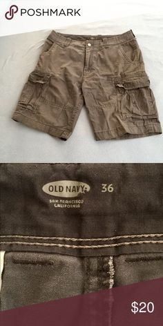 Old Navy men's In great shape.  Rarely worn Old Navy Shorts Cargo