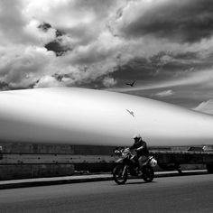 Photo: @ivankphoto  Giant Blade - This image from my work in Costa Rica for Geo France (@magazinegeo) just received an honorable mention in POYi.  A man on a motorcycle rides by the giant blade of an electric windmill that is being transported to an area near Lake Arenal in the town of Cañas Costa Rica in August of 2015. Costa Rica is using many types of renewable energy in an attempt to stop using fossil fuels. They have gone months without doing so but this does not account for their…