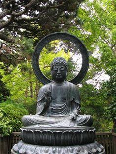 Japanese Garden in San Franciso.