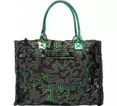 GRAND SAC CABAS CROCHET WIRI SHOPPER