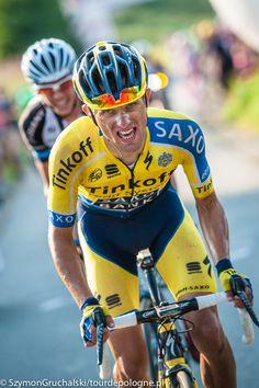 Rafal Majka, the new star of Polish cycling.