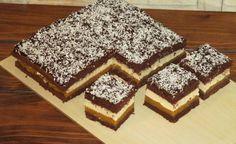 Vynikajúce Kilimandžárorezy - MegaRecepty.sk Homemade Cakes, Tiramisu, Food And Drink, Sweets, Baking, Ethnic Recipes, Easy, Halloween, Dresses