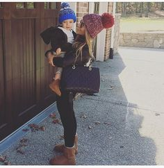 Shop the Look from Kel reags on ShopStyleLove her style. Link to similar pieces to make up her outfit. Eric And Jessie Decker, Jesse James Decker, Eric Decker, Jessica Decker, Jessie James Decker Hair, Fall Winter Outfits, Autumn Winter Fashion, Fall Fashion, Cozy Fashion