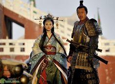 ancient japanese armor | Ancient Chinese dress similar to Japanese dress? - Historum - History ...