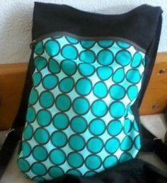 Patrones y explicaciones para confeccionar una mochila