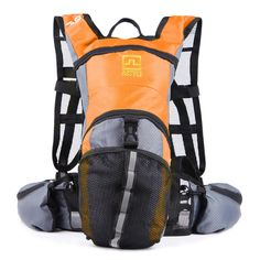 Cycling Backpack Hiking Climbing Camping Rucksack Hydration Bag Water Bladder => Find out more details by clicking the image : Backpacking gear Camping Rucksack, Backpacking Gear, Rucksack Backpack, Tactical Backpack, Hiking Day Pack, Climbing Backpack, Bicycle Bag, Bike, Cycling Backpack