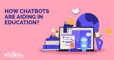 In Search of Education Chatbot Development Process? or How Chatbots Become Your Teachers in Education? Must Visit Our Article About Chatbot for Education. Becoming A Teacher, Your Teacher, Course Schedule, Teachers Aide, Learning Process, Learning Environments, Artificial Intelligence, Machine Learning, App Development