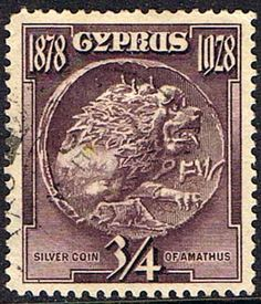 Cyprus 1928 King George V SG 123 Fine Used Scott 114 Other European and British Commonwealth Stamps HERE!
