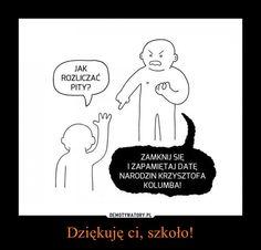 Dead Memes, Dankest Memes, Jokes, Polish Memes, Funny Mems, School Memes, Life Humor, Wtf Funny, True Stories