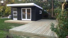 Anneks & Havehuse | Funroom anneks Bodega Bay, Nilla, Tiny House, Pergola, Deck, Home And Garden, Backyard, Cottage, Outdoor Structures