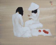 nguyen thanh binh Vietnamese artist