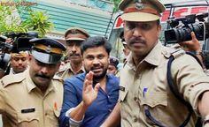 Top Kerala Filmstars Sack Jailed Dileep From Malayalam Actors' Body