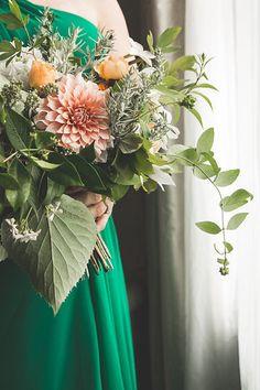 Photo from Amanda & Drew collection by Martin + Stelling Floral Wedding, Wedding Flowers, Bridesmaid Dresses, Wedding Dresses, Wedding Events, Weddings, Autumn Summer, Service Design, Amanda