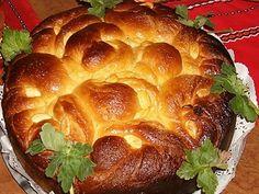 Bulgarian traditional Easter bread Kozunak :)