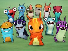 slug guide illustrations | Slugterra: Heroes of the Underground on DVD March 4th & CONTEST ...