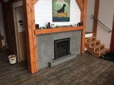 Fireplace Surrounds, Home Decor, Homemade Home Decor, Decoration Home, Fireplace Mantel, Fireplaces, Interior Decorating