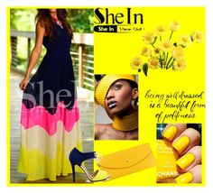 """""""SheIn VIII/3"""" by mujkic-merima ❤ liked on Polyvore featuring Sheinside"""
