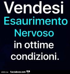 No perditempo! Italian Quotes, Funny Pins, Good Mood, Vignettes, Wise Words, Favorite Quotes, Laughter, Stress, Funny Quotes