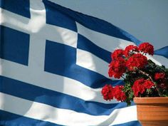 Greek Flag, Amazing Places On Earth, Cute Poster, Travel Aesthetic, Greece Travel, Countries Of The World, Love And Light, Christmas Time, Crete