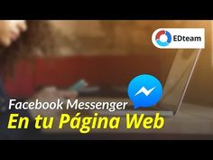 (34) Facebook Messenger en tu página web - #tecnoTip (15) - YouTube