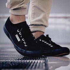 ____Superga 2750 Full Black____ #men#style#shop#siderstores #shoesshop #supergalove #mensfashion #sidervaluableste Superga, All Black Sneakers, Mens Fashion, Shopping, Shoes, Women, Style, Moda Masculina, Swag