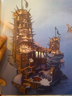 How To Train Your Dragon 2 Concept Art - how-to-train-your-dragon Photo