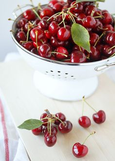 Life is just a big bowl full of cherries!  If you get an occasional sour one, just try again!