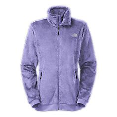 The North Face Fleece Jacket in White $99.00