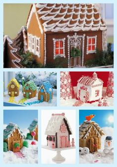 Count down to Christmas: 12 Days of Cookies Gingerbread House Holiday Collection:  How to instructions on creating your gingerbread house from Martha Stewart. Every year I try to make one better than the last..Such Fun! Teelie Turner Shopping Network - Google+ www.teelieturner.com