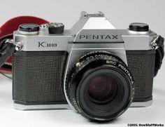 Como funcionam as câmeras fotográficas | ComotudoFunciona