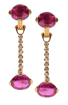 #Pink Earrings by Zorab Creation #majesticmoods #fashion #glamour