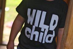 SALE Kids Shirt Children's TShirt Tri Blend by TinyLemonDesign