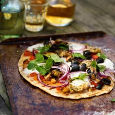 Pizza | Al Fresco Dining | Summer Events | The Pink Frock