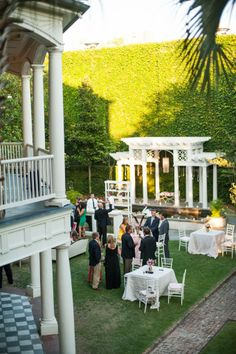 Historic Courtyard Wedding In Downtown Charleston Pinterest And Weddings