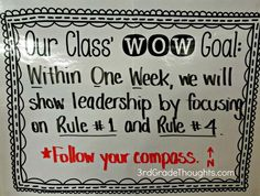 Creating Class WOW G