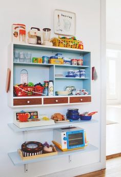 Play kitchen pantry PLAY HOUSE