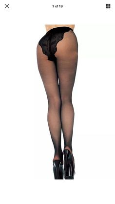 Nude French Cut Support Pantyhose Sheer NWT Women's One Size 90-160 lbs    eBay