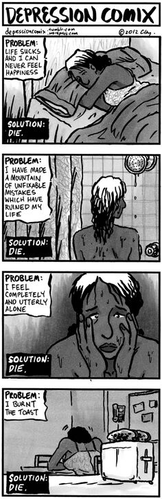 depression comix #77