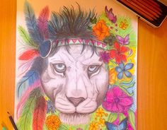 "Check out new work on my @Behance portfolio: ""DIBUJO LEÓN"" http://be.net/gallery/45978425/DIBUJO-LEON"