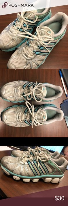 Used adidas gym shoes Lightly used adidas gym shoes . Rare design and comfy adidas Shoes Sneakers