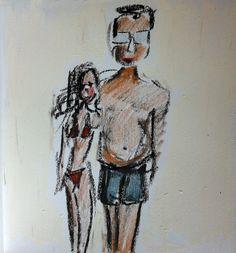 Dad69, 13x13cm/ Fernanda Menendez