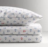 European Harbor Anchor Standard Pillowcase