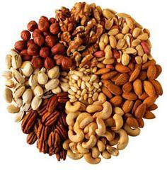 Frutos secos: tipos y propiedades | ¿Qué es...?
