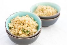 Simple cauliflower rice recipe