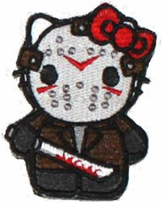 hello kitty tactical | ORCA Hello Kitty Jason Morale Patch - AirSplat.com - AirSoft Gun ...