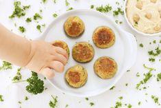 Falafel Patties with Hummus - Baby Food Recipe