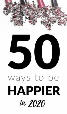 Forget New Year's resolutions! Lasting habits are the key to achieving a better lifestyle. Here are 20 small changes you can make to be happier in Positive Psychology, Positive Mindset, Learning To Love Yourself, Live For Yourself, Negative Thoughts, Positive Thoughts, Positive Feelings, Love Your Life, Life Is Good