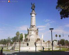 Fotos de Ciudad Juárez, Chihuahua, México: MONUMENTO A DON BENITO JUAREZ
