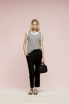 Dissecting the Awesomeness of Kate Spade Saturday's Pre-Fall 2014 Collection Early Spring, Spring 2014, Spring Summer, Fashion News, Fashion Women, Kate Spade Saturday, Must Have Items, Window Shopping, Smart Casual