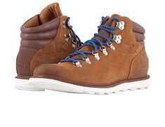 e369e3e93551b9 Sorel Mens Madson Hiker Ankle Waterproof Suede Boots